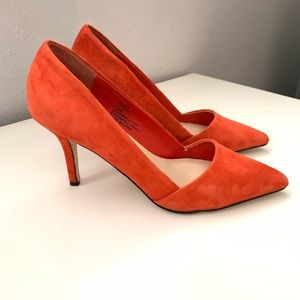 Sole Society Saree Suede Pump
